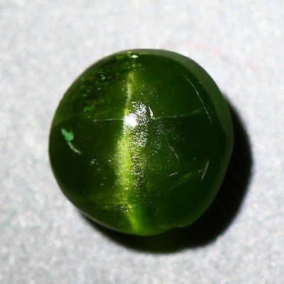 1.01 Cts_Simmering Ultra Rare Gemstone_100 % Natural Kornerupine Cat's Eye