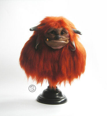 Labyrinth LUDO bust / sculpture statue figure, we also do Sir Didymus, Worm etc
