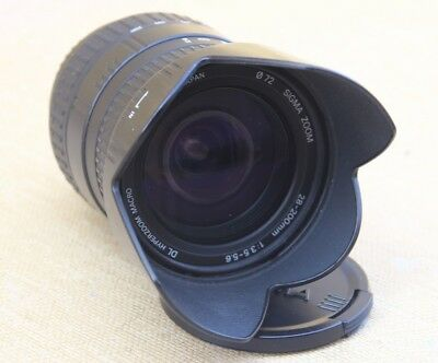 Zoom Sigma 28-200 ASPHERICAL IF 3,5-5,6