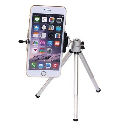 Mini 360° Extendable Rotatable Stand Tripod Mount + Phone Holder Bracket