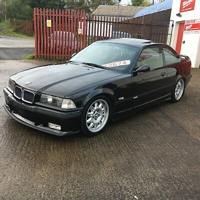 Bmw E436 M3 - Cosmos Swartz - 1995 - Full Years Mot - One Owner From New