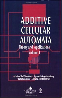 Additive Cellular Automata: Theory and Applications: 1