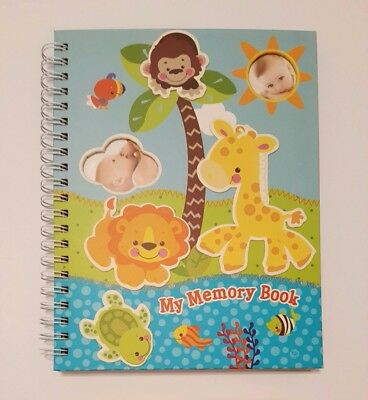 NWT Fisher Price Precious Planet Baby Memory Book (Discontinued)