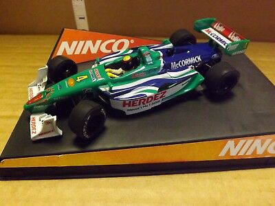 Ninco Lola Ford Herdez Competition Scalextric Slot Car For Spares