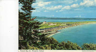 postcard Ireland  Waterford  Tranmore Bay posted  Hinde