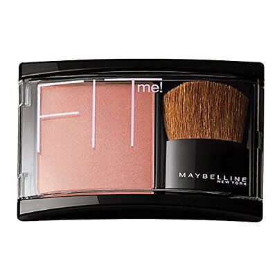 """MAYBELLINE FIT ME BLUSH """"306 Deep Coral"""" BRAND NEW"""
