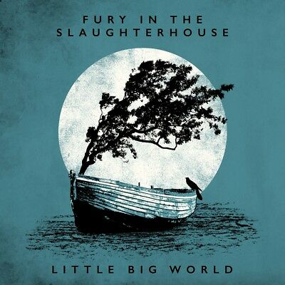 Fury in the Slaughterhouse - Little Big World: Live & Acoustic