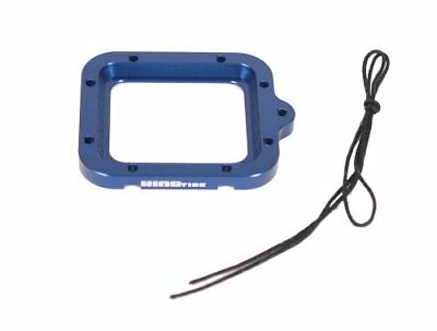 ALUMINIUM SAFETY LENS RING FOR GOPRO HERO3 KINGTIDE - Blue, U