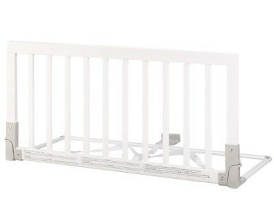 NEW Baby Dan Wooden Bed Guard white RRP £39.99