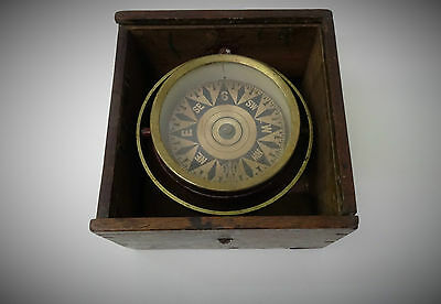 compass sec bug compass instrument marine boat 19th navy