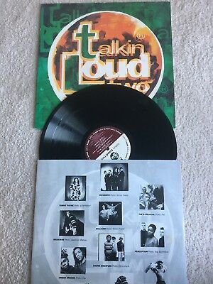 Talkin Loud. Two Vinyl