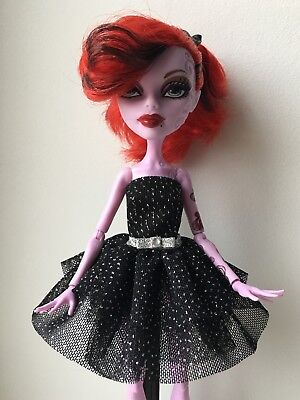 Christmas Dress For Monster High doll!