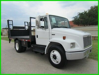 2001 Freightliner FL60 Cat Diesel Allison Transmission Automatic Maxon Liftgate