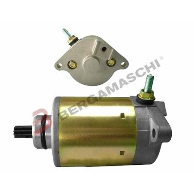 Starter Motor Piaggio Engines Leader