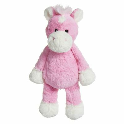 Rosy the Horse Plush Children's Soft Toy Cuddly Pink Very Huggable Friend 24cm