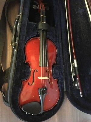 Violin 1/8 Size, Sweet Sound, Ideal First Violin