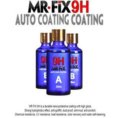9H MR FIX - SUPER CERAMIC CAR COATING As Seen On TV / THE ORIGINAL !!