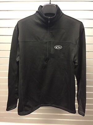 Drake Waterfowl Systems 1/4 Zip Pullover For Men Size Small