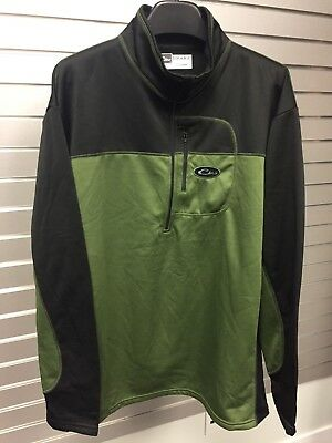 Drake Waterfowl Systems 1/4 Zip Pullover For Men Size XL