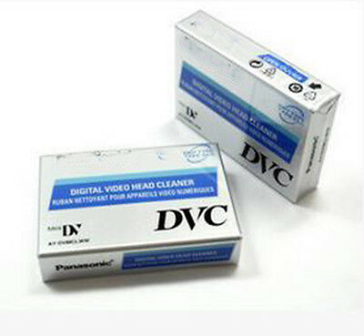 Video Head Camera Cleaning Tape New Fit for Various Mini DV Digital Cameras
