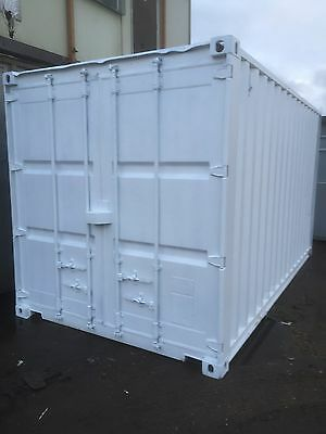 15ft Shipping Container
