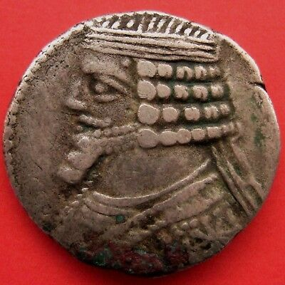 Kings of Parthia; Phraates IV (38 - 2 BC); AR Tetradrachm. Mint of Seleucia.
