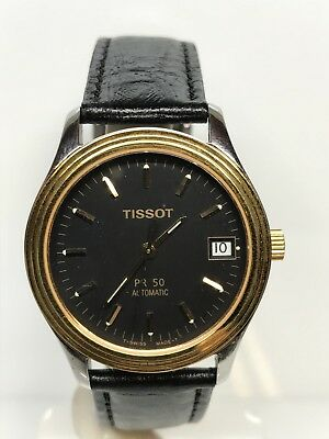 Watch Tissot Automatic 35mm Date SwissMade sapphire crystal Discounted New