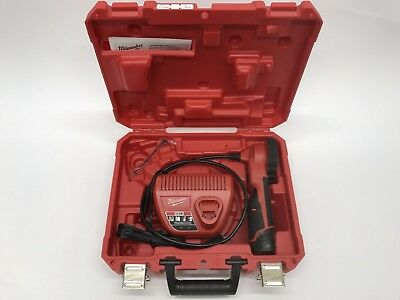 Milwaukee 2313-21 M-Spector 360 Rotating Inspection Scope Kit (9mm) - NEW