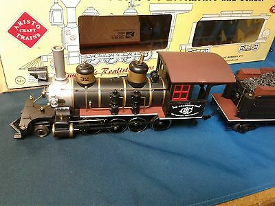 Aristocraft Art-80101 C-16 2-8-0 Colorado & Southern Steam Engine & Tender