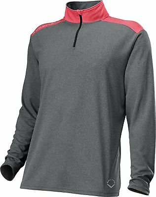 Evoshield Youth Pro Team 1/4 Zip Pullover 17F