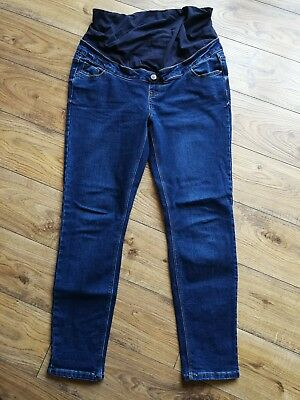 New Look Size 12 Over The Bump Maternity Skinny Jeans