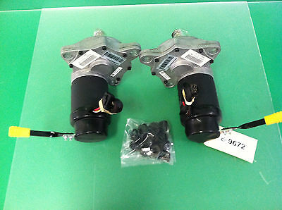 L & R Motors & Gearboxes for Scooter Store TSS 300  DRVMOTR 1417/1418 #9672