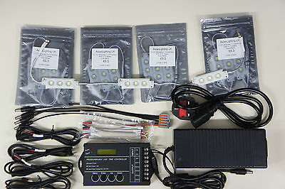 LED Lighting Kit for Bird Cages and cabinets