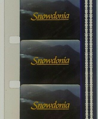 Snowdonia.  1200Ft 16Mm Col / Snd
