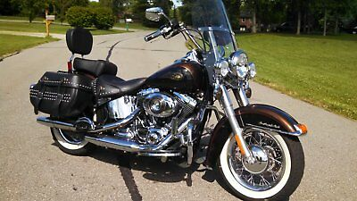 2013 Harley-Davidson heritage classic  110 Anniversy Herataige softtail Classic