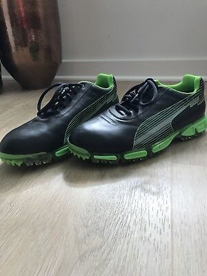 RARE Puma FAAS SUPER CELL FUSION Fowler GOLF Cleat Shoe Size 9