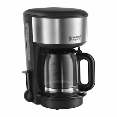RUSSELL HOBBS Oxford 20130-56 Cafetiere filtre - Inox