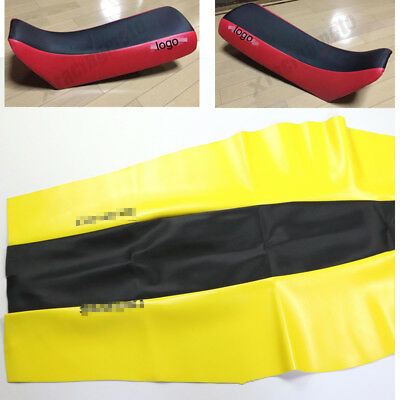Astonishing Automotive Gripper Soft Motorcycle Yellow Seat Cover For Cjindustries Chair Design For Home Cjindustriesco