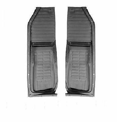 Floor Pan, Complete Left and Right Beetles 46 - 70