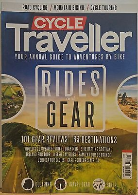 Cycle Traveller Annual guide magazine, Rides & Gear
