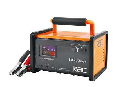 RAC 12V Automatic Car Battery Charger- RRP-£49.99.