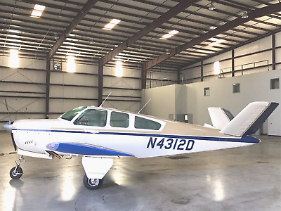Beechcraft G35 Bonanza *ONLY 52hrs SMOH*