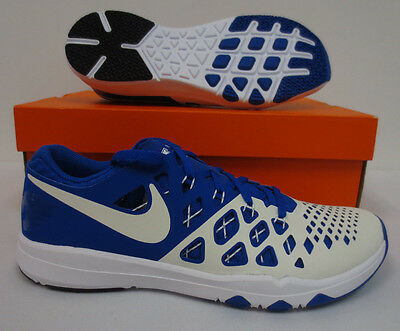 Nike Train Speed 4 Amp Size 9.5 Shoes Mens Running Workout 844102 411  Wildcats