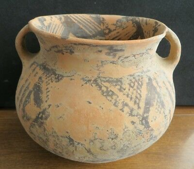 Very Old Acoma Type Native American Indian Pot Antique Estate Find