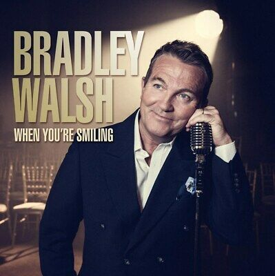 When You're Smiling - Bradley Walsh (Album) [CD]