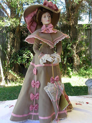 Franklin mint Gibson Gabriella at the Races
