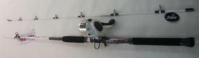 Shakespeare 1366954 USSCCAT702MH/20CBO UglyStik 7Ft Catfish Spincast Combo 20928