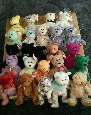 beanie bears collection