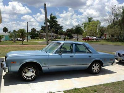 1978 Plymouth Volare  1978 Plymouth Volare