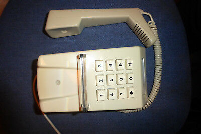 Genuine vintage GPO BT trim phone trimphone 12 button late model tone dialling